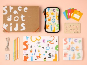 SPACE DOT KIDS_ GIFT KIT